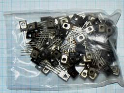 Транзистор отечественные биполярные КТ601АМ до 40 мегагерц средней мощности