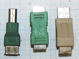 Разъёмы USB переходники 11 видов в магазине Радиодетали у Бороды