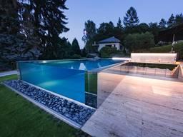 Продаж басейнів, павільйонів, СПА басейнів