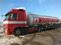 Продаж та перевезення дизельного палива, бензину