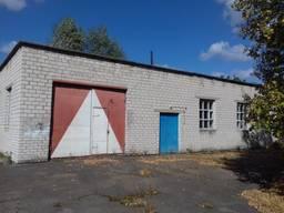 Майновий комплекс в Житомирській обл. смт Яблунець