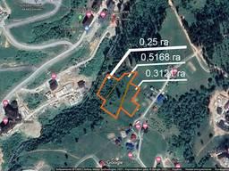 Продаж земельної ділянки в Поляниці. Вишня. Буковель .