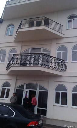 Продажа 2 этажного кафе с номерным фондом в пгт.Николаевке