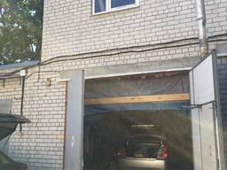 Продажа 2-х эт. гаража, возможно под бизнес со всеми коммуни