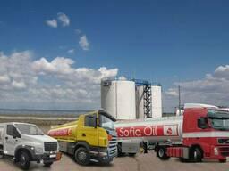 Перевезення дизельного палива, бензину