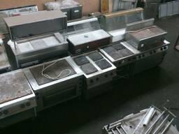 Продажа бу плит профессиональных электрических