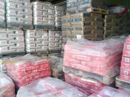 Продажа цемента в мешках М-400 М-500 Цемент с доставкой