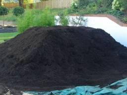 Продажа чернозема земли, купить грунт, доставка Ирпень