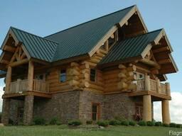 Продажа деревянных домов,бань, срубы под ключ