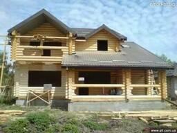 Продажа деревянных домов, бань, срубы под ключ