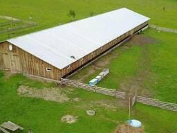 Продажа Фермы Нежилое Помещение 1200 м2 Земельный Участок