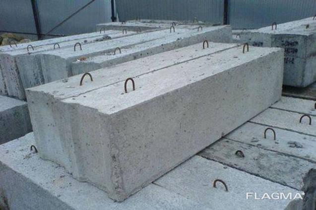 Продажа фундаментных блоков