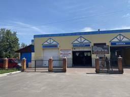 Продажа готового бизнеса - комплексного СТО-автомагазина-кафетерия в г. Белая Церковь!