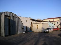 Продажа производственно-складского здания 813м2 Дарница