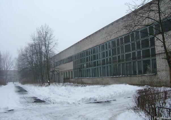 Продажа имущественного комплекса, Радомышль