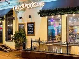 Продажа кафе Lviv croissants в центре Киева. Майдан Независимости