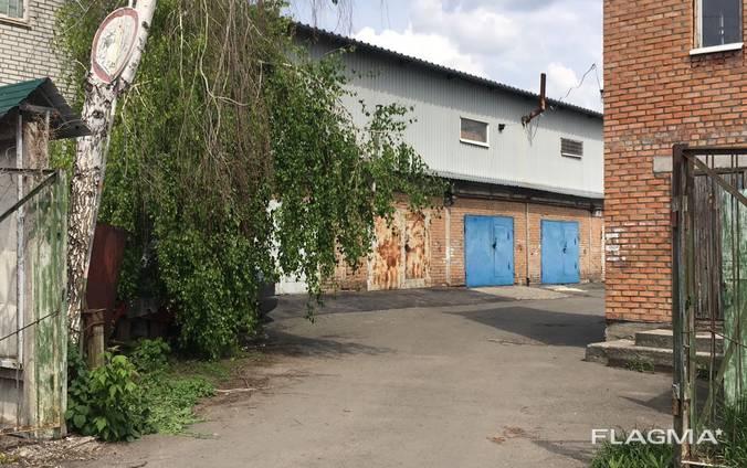 Продажа кап. гаража в г. Белая Церковь, ул. Сухоярская