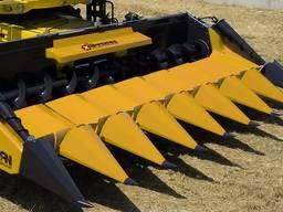 Продажа кукурузной жатки Zaffrani 2018 г. в.