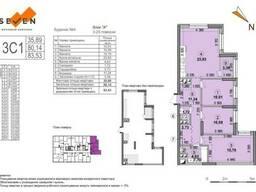 Продажа квартиры Киев, Дарницкий, Днепровская Набережная, 18а код 212006460