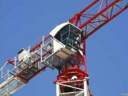 Продажа новых и подержанных башенных кранов Звоните!