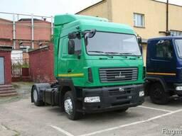 Продажа новых седельных тягачей МАЗ-5440Е9-521-030
