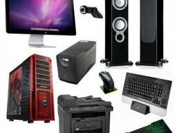Продажа офисной техники, компьютеров, ноутбуков.