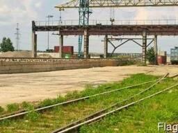 Продажа производственно - складской базы в Суворовском р.