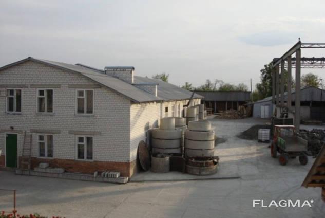 Продажа производственной базы и комплекса зданий г Смела