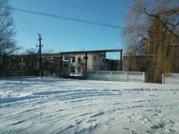 Продажа складского ЦИК в Иванкове