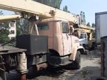 Продажа Собственник Автокран КРАЗ 250(КТА25) 25т Рабоч.1993 Мариуполь - фото 3