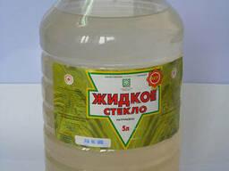 Продажа стекла жидкого натриевого