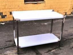 Продажа столов из нержавейки для ресторанов