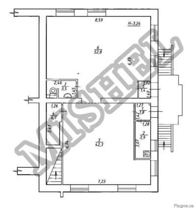 Продажа торгового помещения с арендатором