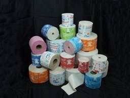 Продажа туалетной бумаги и рулонные полотенца
