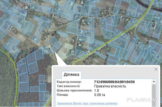 Продажа земельного участка под застройку с. Свидивок