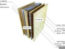ПродажаУтеплитель из льна в панелях состоит из натуральных л
