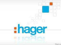 Продукция Hager со склада(Германия, оригинал).