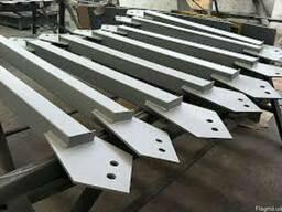 Продукция и услуги металлоконструкции