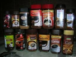 Продукты из Испании, Кофе в зёрнах, молотый, растворимый суб