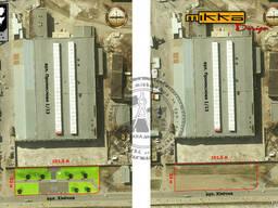 Проект благоустройства, парковки, паркомат, шлагбаум Одесса