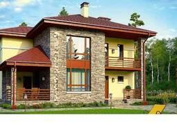 Проект дома Ц381