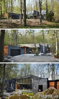 Проект дома с расчетом материалов