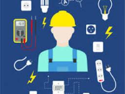 Проект электрики Электроснабжения внутреннего внешнего Линии