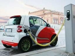 Проект зарядного устройства для электромобиля