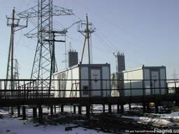 Проектирование электрических подстанций