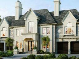 Проектирование элитных особняков, усадьб, резиденций