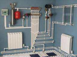 Проектирование и монтаж систем автономного отопления