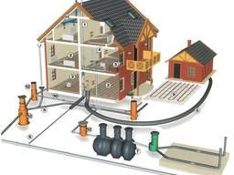 Проектирование и монтаж систем отопления, водоснабжения, канализации