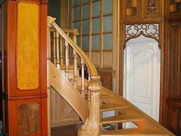 Проектирование и изготовление лестниц