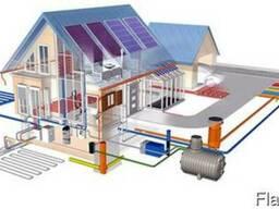 Проэктирование , консультирование и продажа систем отопления